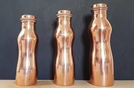 Kobberflaske til vand